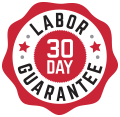 30 Day Labor Guarantee